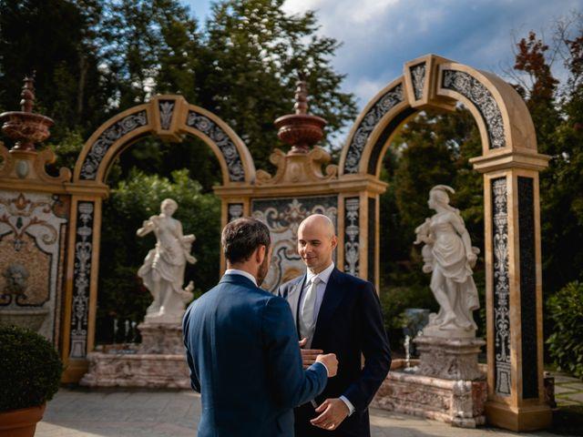 Il matrimonio di Giovanni e Phuong a Varese, Varese 14