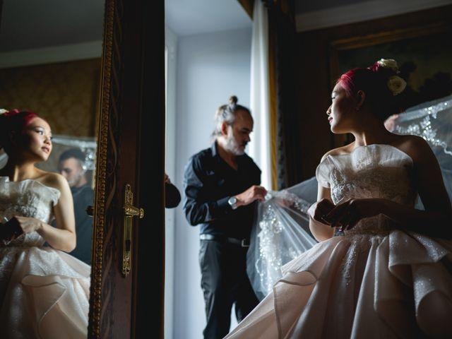 Il matrimonio di Giovanni e Phuong a Varese, Varese 16