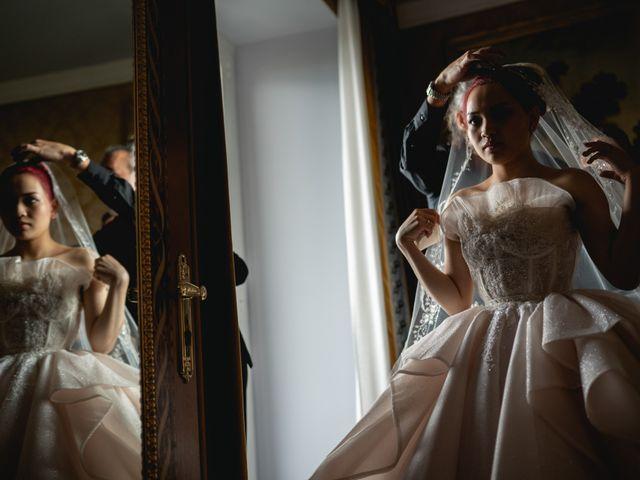 Il matrimonio di Giovanni e Phuong a Varese, Varese 17