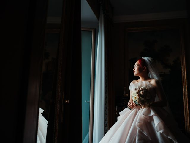 Il matrimonio di Giovanni e Phuong a Varese, Varese 20