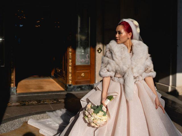 Il matrimonio di Giovanni e Phuong a Varese, Varese 25