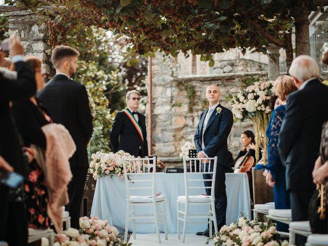Il matrimonio di Giovanni e Phuong a Varese, Varese 30