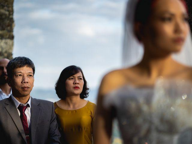 Il matrimonio di Giovanni e Phuong a Varese, Varese 32