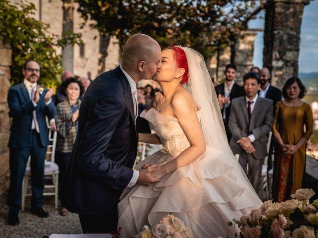 Il matrimonio di Giovanni e Phuong a Varese, Varese 36