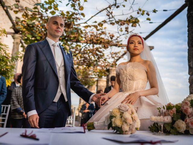 Il matrimonio di Giovanni e Phuong a Varese, Varese 38