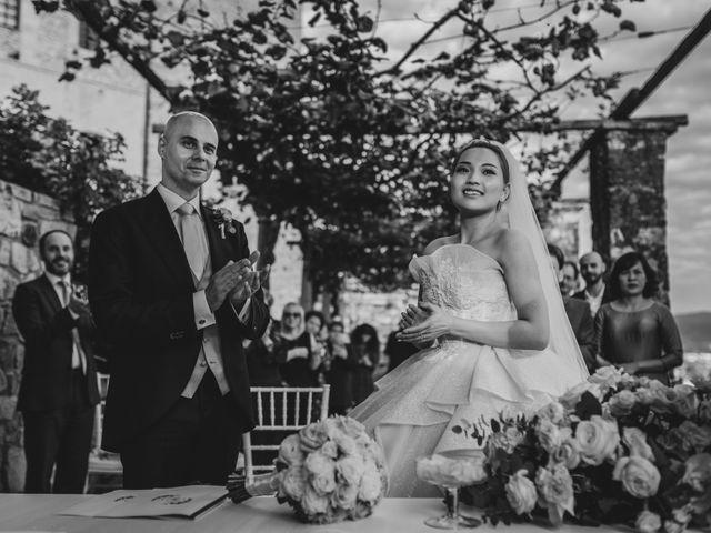Il matrimonio di Giovanni e Phuong a Varese, Varese 39