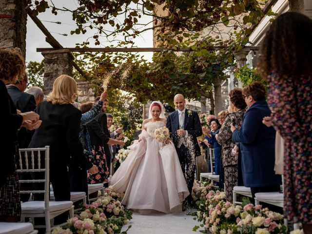 Il matrimonio di Giovanni e Phuong a Varese, Varese 41