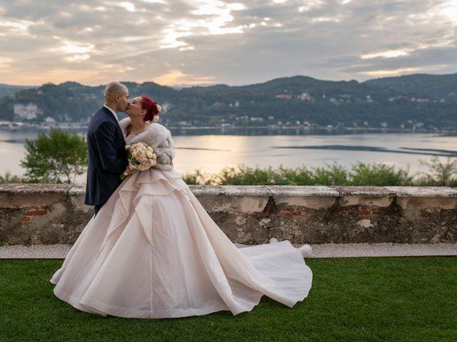 Il matrimonio di Giovanni e Phuong a Varese, Varese 48