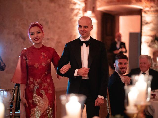 Il matrimonio di Giovanni e Phuong a Varese, Varese 52