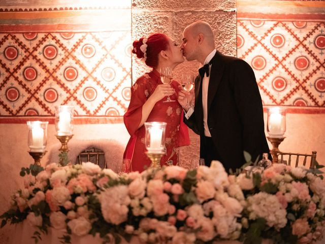 Il matrimonio di Giovanni e Phuong a Varese, Varese 55
