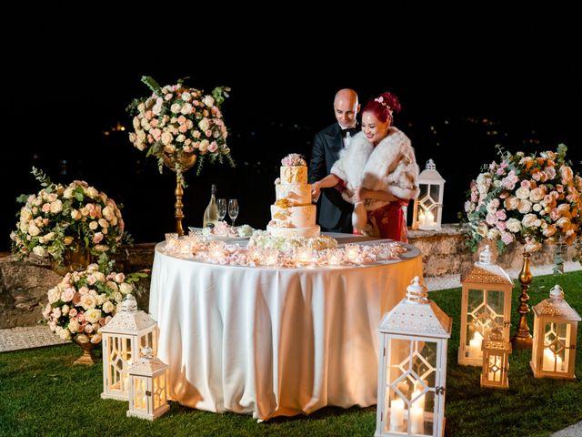 Il matrimonio di Giovanni e Phuong a Varese, Varese 57