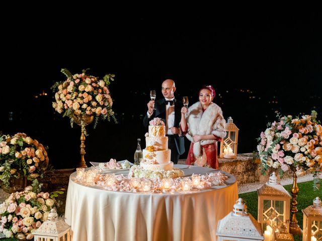 Il matrimonio di Giovanni e Phuong a Varese, Varese 59
