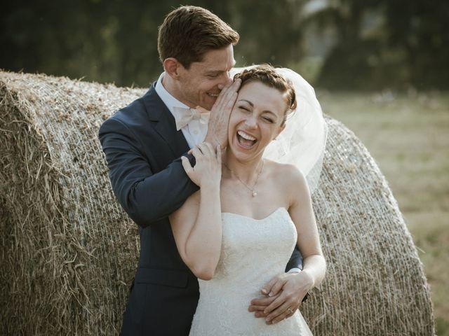 Le nozze di Martina e Charlie