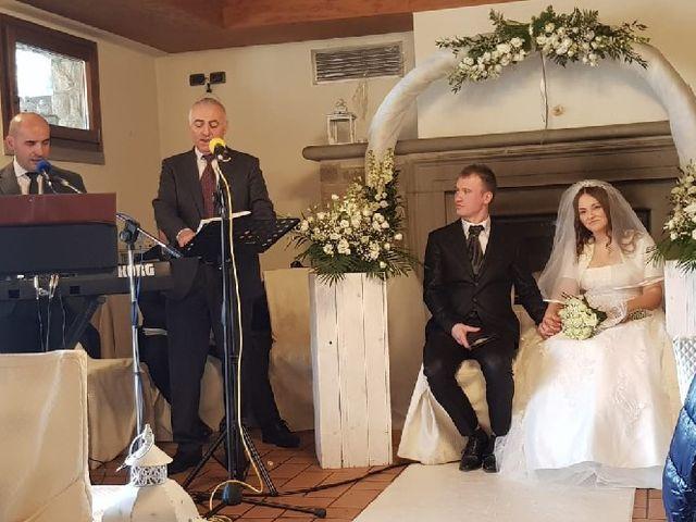 Il matrimonio di Claudiu e Elena a Albano Sant'Alessandro, Bergamo 3