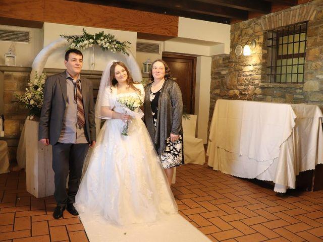 Il matrimonio di Claudiu e Elena a Albano Sant'Alessandro, Bergamo 4