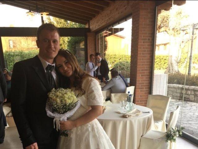 Il matrimonio di Claudiu e Elena a Albano Sant'Alessandro, Bergamo 10