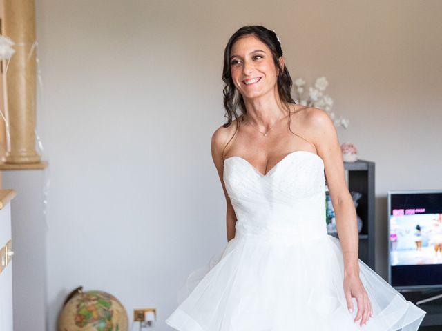 Il matrimonio di Emiliano e Eleonora a Coccaglio, Brescia 5