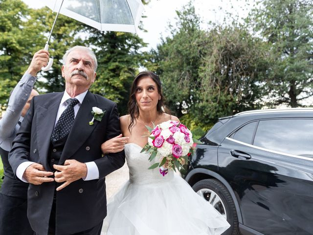 Il matrimonio di Emiliano e Eleonora a Coccaglio, Brescia 10