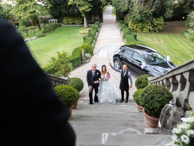 Il matrimonio di Emiliano e Eleonora a Coccaglio, Brescia 11
