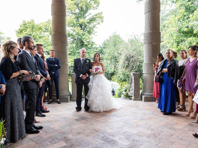 Il matrimonio di Emiliano e Eleonora a Coccaglio, Brescia 12