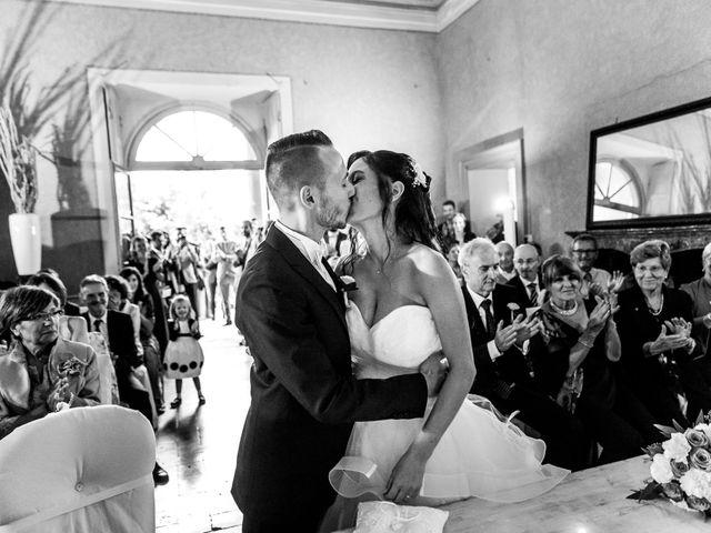 Il matrimonio di Emiliano e Eleonora a Coccaglio, Brescia 14