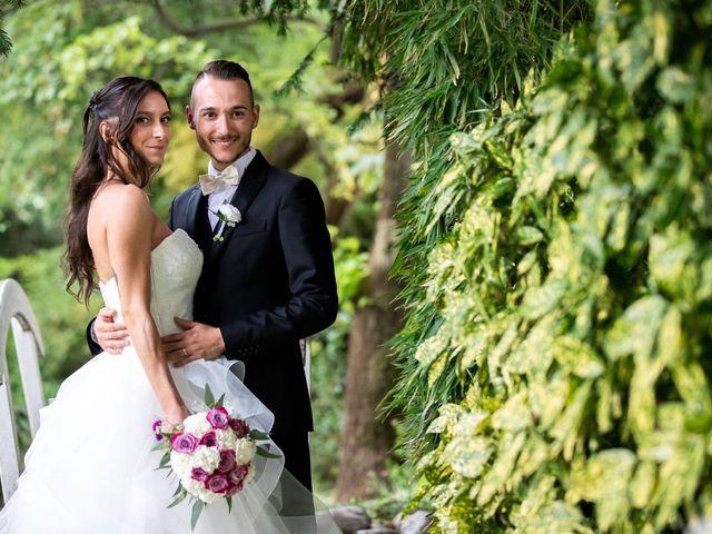 Il matrimonio di Emiliano e Eleonora a Coccaglio, Brescia 15