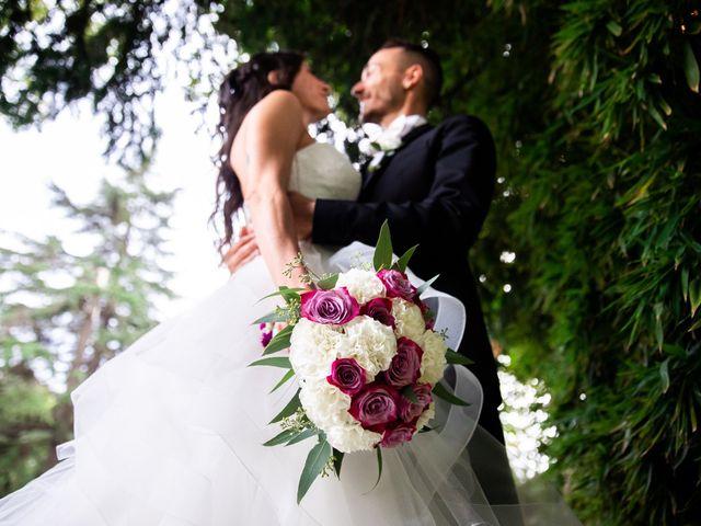 Il matrimonio di Emiliano e Eleonora a Coccaglio, Brescia 16
