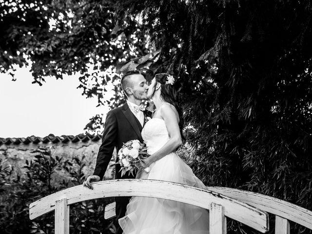 Le nozze di Eleonora e Emiliano