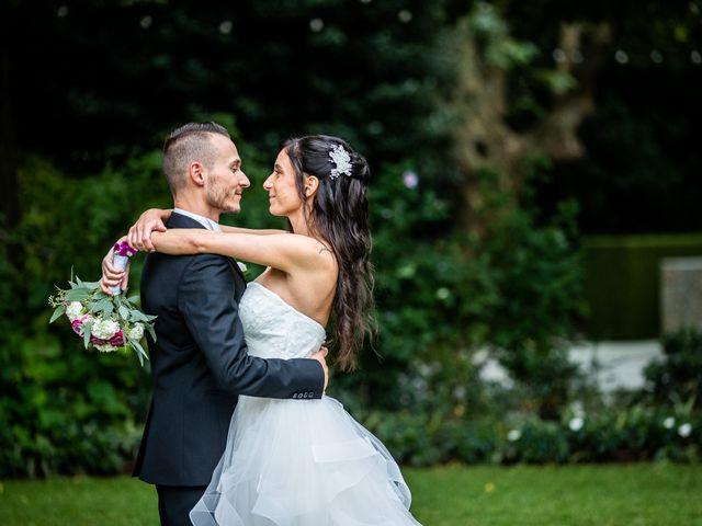 Il matrimonio di Emiliano e Eleonora a Coccaglio, Brescia 18