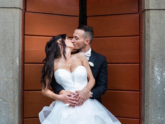 Il matrimonio di Emiliano e Eleonora a Coccaglio, Brescia 22