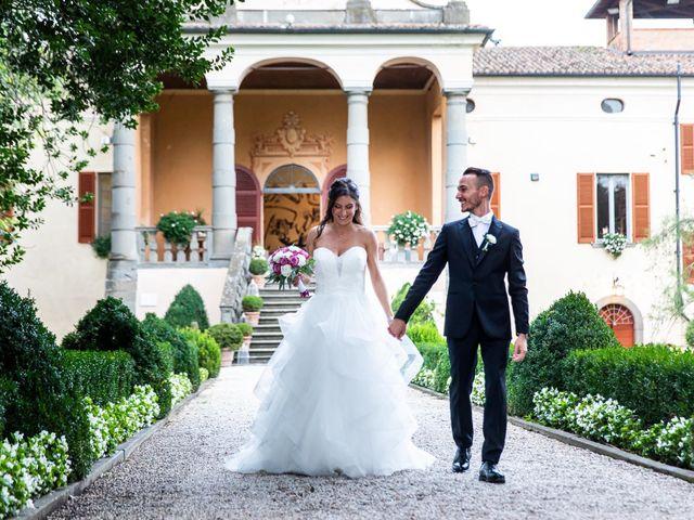 Il matrimonio di Emiliano e Eleonora a Coccaglio, Brescia 24