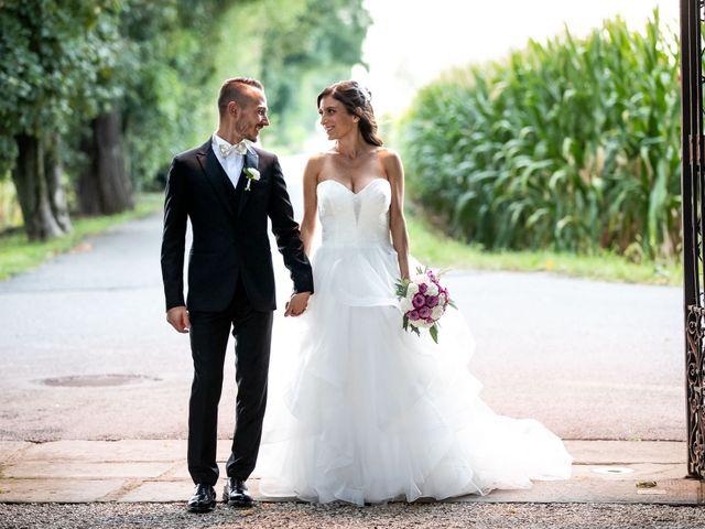 Il matrimonio di Emiliano e Eleonora a Coccaglio, Brescia 25