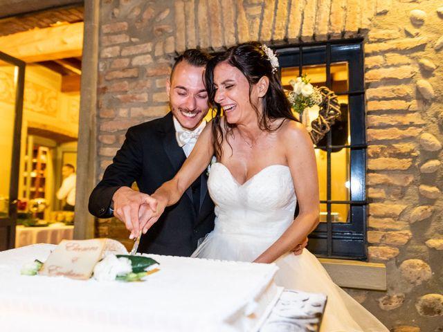 Il matrimonio di Emiliano e Eleonora a Coccaglio, Brescia 28