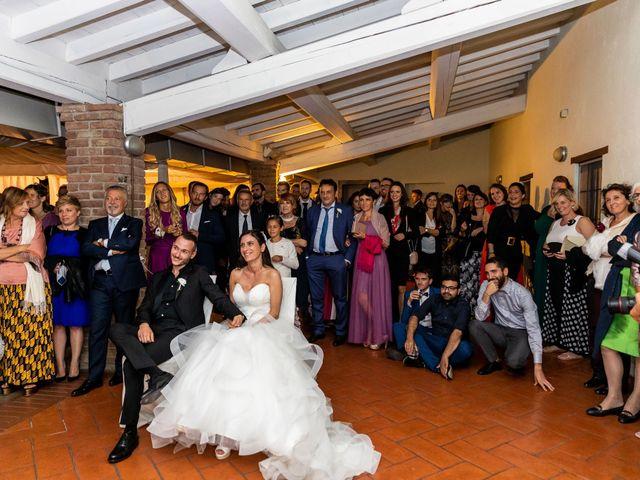 Il matrimonio di Emiliano e Eleonora a Coccaglio, Brescia 29