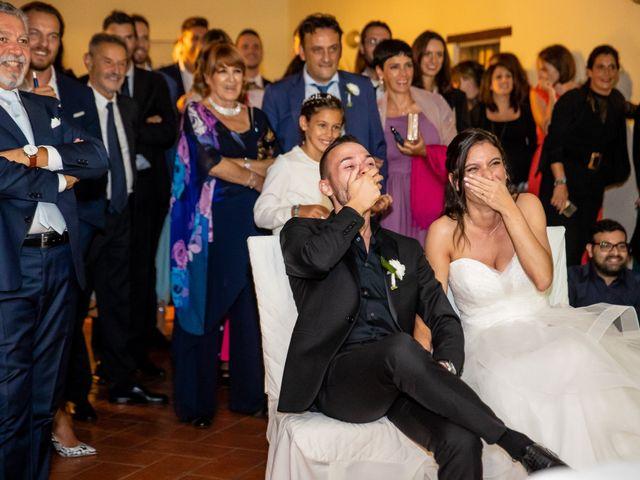 Il matrimonio di Emiliano e Eleonora a Coccaglio, Brescia 30