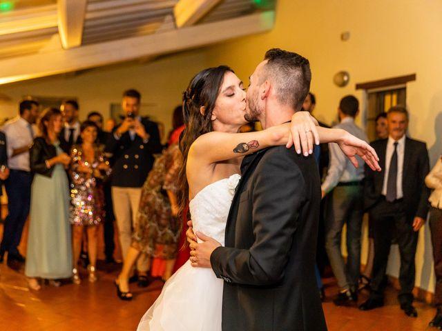 Il matrimonio di Emiliano e Eleonora a Coccaglio, Brescia 31