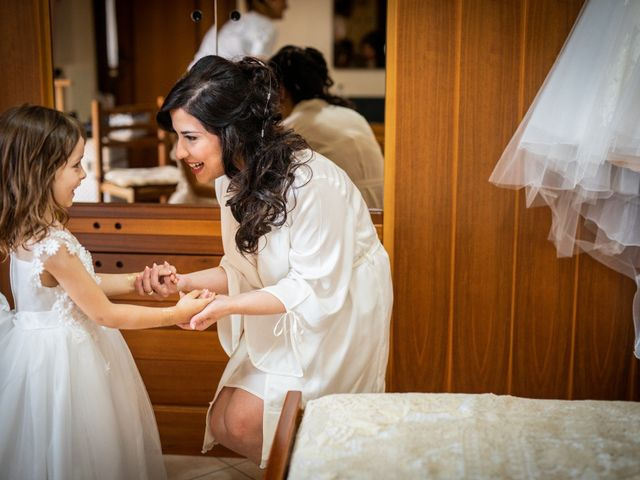 Il matrimonio di Francesca e Francesco a Castrovillari, Cosenza 26
