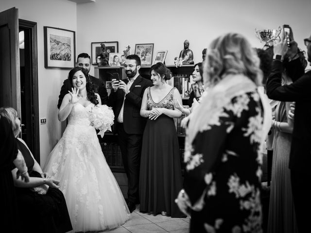 Il matrimonio di Francesca e Francesco a Castrovillari, Cosenza 54