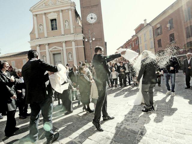 Il matrimonio di Vito e Silvia a San Giovanni in Persiceto, Bologna 17