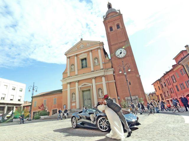 Il matrimonio di Vito e Silvia a San Giovanni in Persiceto, Bologna 20