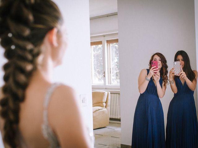 Il matrimonio di Luigi e Clizia a Giaveno, Torino 13