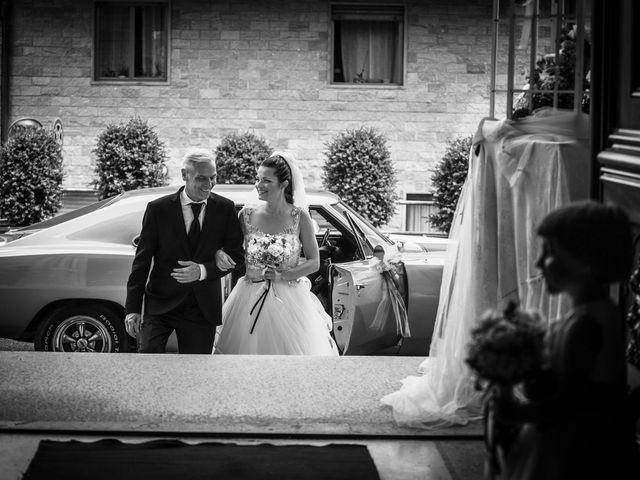 Il matrimonio di Luigi e Clizia a Giaveno, Torino 16