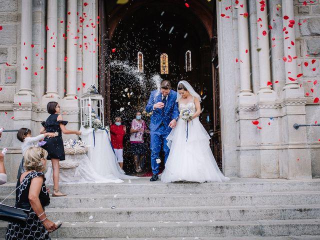 Il matrimonio di Luigi e Clizia a Giaveno, Torino 19