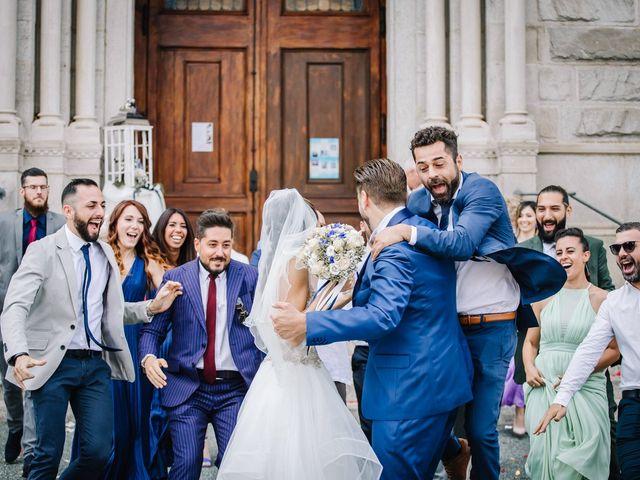 Il matrimonio di Luigi e Clizia a Giaveno, Torino 20