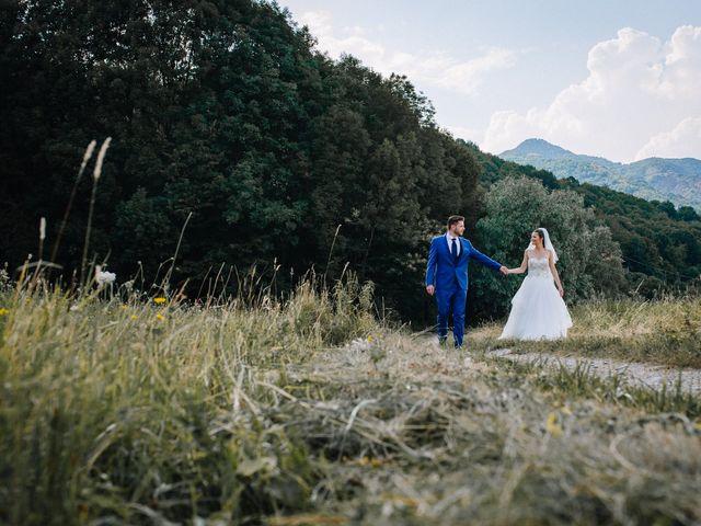 Il matrimonio di Luigi e Clizia a Giaveno, Torino 22