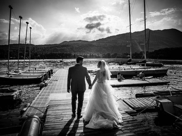 Il matrimonio di Luigi e Clizia a Giaveno, Torino 23