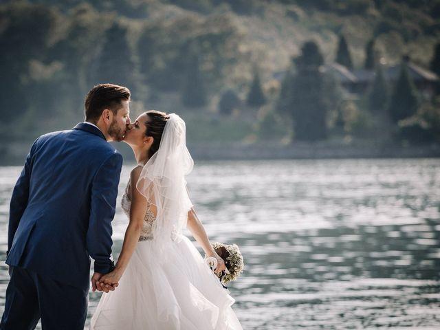 Il matrimonio di Luigi e Clizia a Giaveno, Torino 25