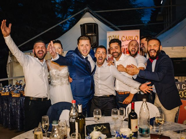 Il matrimonio di Luigi e Clizia a Giaveno, Torino 32