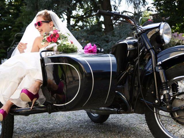 Il matrimonio di Gabriele e Laura a Nova Milanese, Monza e Brianza 7