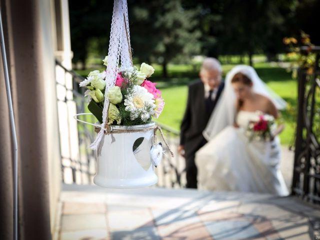 Il matrimonio di Gabriele e Laura a Nova Milanese, Monza e Brianza 11